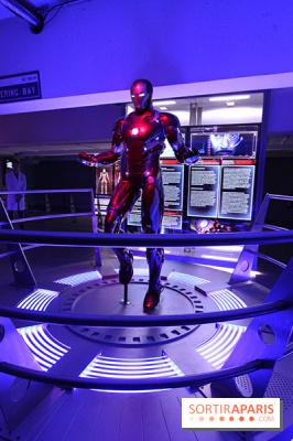 Avengers Station Paris, les photos de l'expo