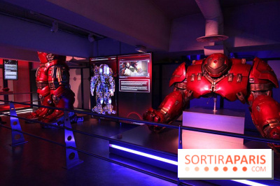Avengers Station Paris, les photos de l'expo