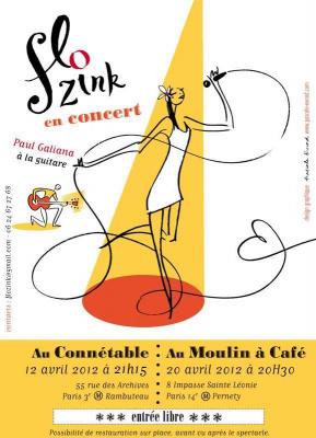 Flozink en concert !