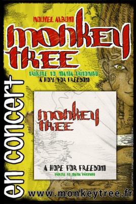 Concert évènement Nouvel Album : Natty Princess+Monkey Tree