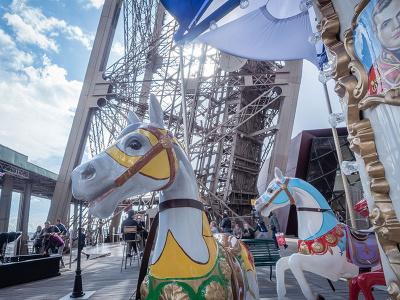 Square du 1er étage de la Tour Eiffel