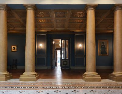 Réouverture du musée national Jean-Jacques Henner