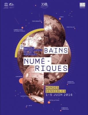 Festival Bains numériques #9