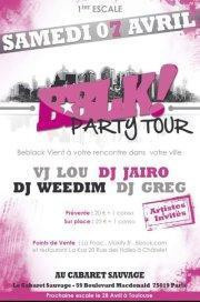 BBLK Party Tour