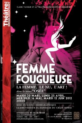 """FEMME FOUGUEUSE© dans la Revue """"OSEE"""""""