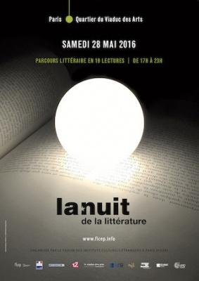 La Nuit de la littérature