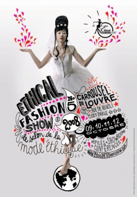 Mode, Paris, Ethical Fashion Show, Carrousel du Louvre