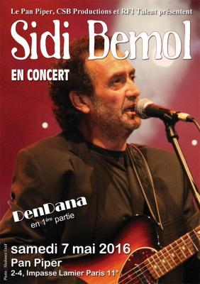 SIDI BEMOL + DENDANA