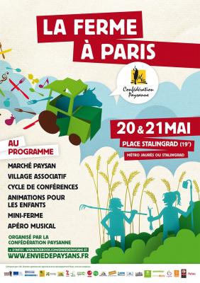 Ferme à Paris