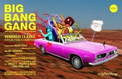 BIG BANG GANG PARTY... TOTAL EXCESS!
