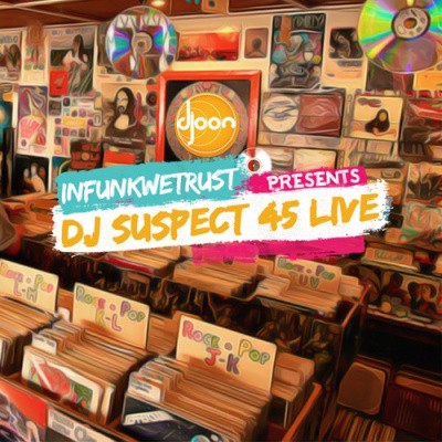 INFUNKWETRUST AVEC DJ SUSPECT 45 LIVE