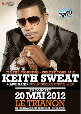 keith sweat en concert