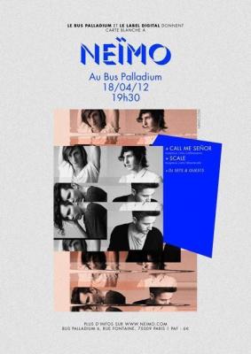 Carte Blanche à Neïmo