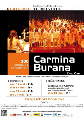Carmina Burana, de Carl Orff