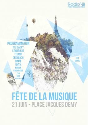 Fête de la Musique - Radio VL