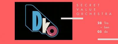Horde x Inverse : Secret Value Orchestra Live (D.Ko Records), Cesko, Julian M & Romain Dafalgang