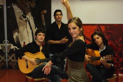 Vuelo Flamenco