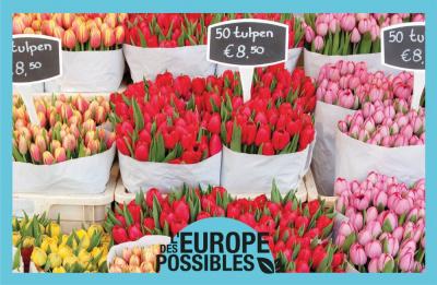 Le grand marché aux fleurs |L'Europe des possibles
