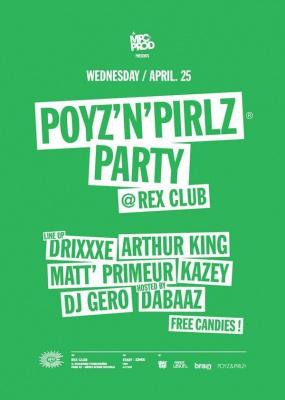 Poyz'n'Pirlz Party