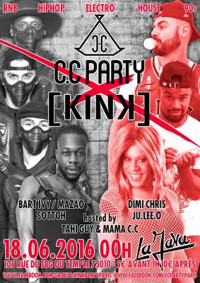 KINK X COUSCOUS PARTY
