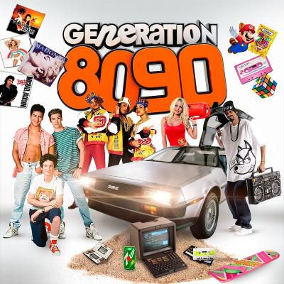 Génération 80-90 retourne les Etoiles (Eté 2016)