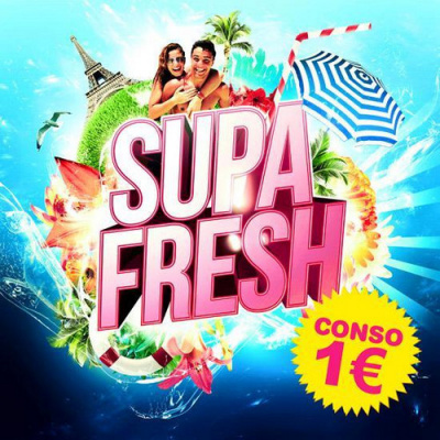 SUPA FRESH Summer 2012