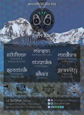 Trippy Boat - Nepali Vibes @ Batofar