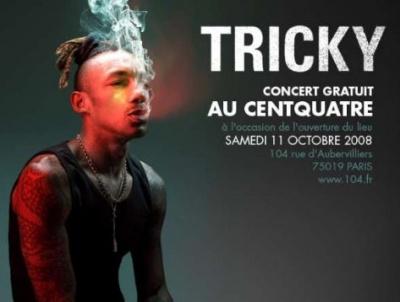Inauguration, 104, Paris, Culture, Musique, Exposition, Tricky