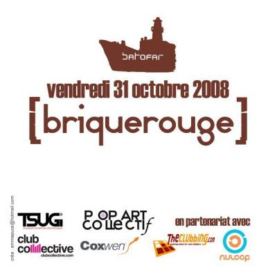 Concert, Soirée, Paris, Brique Rouge, Batofar, Hardfloor, David Duriez