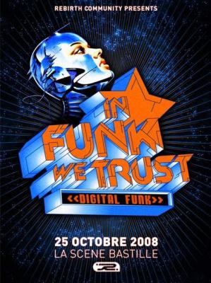 Soirée, Paris, Clubbing, Infunkwetrust, Digital Funk, Scène Bastille