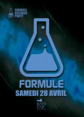 FORMULE RECORDS PARTY w/ SOVNGER