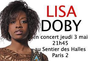 LISA DOBY en concert