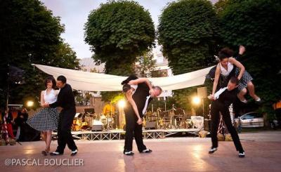 Grand Bal Swing avec L'Esprit Jazz Big Band