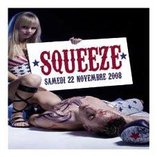 Soirée, Paris, Nouveau casino, Squeeze, Btrax Party