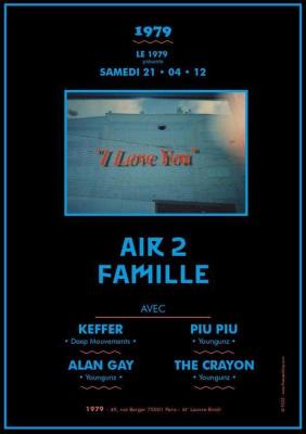 Air 2 Famille