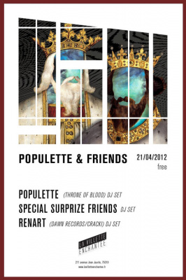 Populette & Friends