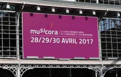 Musicora 2017 à La Grande Halle de La Villette