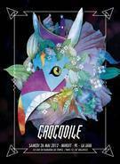 CROCODILE #18
