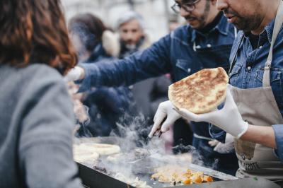 La Street Popote, le foodmarket de la Halle Pajol reprend du service le 19 juin