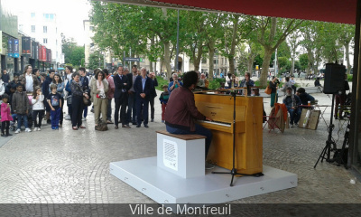 Play me i'm yours gagne Montreuil