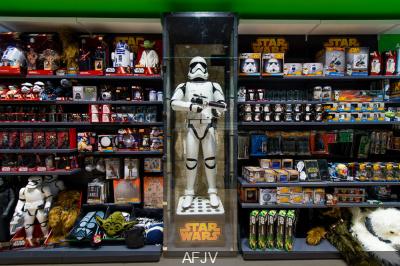 """Zing l'enseigne """"pop culture"""" ouvre son premier magasin dans Paris"""