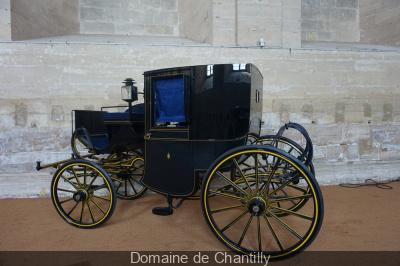 La voiture du XIXe siècle à l'honneur au Domaine de Chantilly