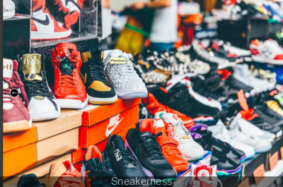 Le Sneakerness 2016 s'installe à la Cité de la Mode