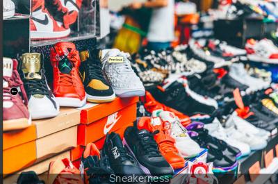 Le Sneakerness 2016 s'installe à la Cité de la Mode