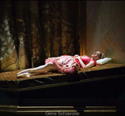 La Belle au bois dormant de retour à l'Opéra Bastille