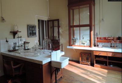 Journées du Patrimoine au Musée Curie