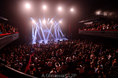 Leurs Voix pour l'Espoir 2016 à l'Olympia de Paris