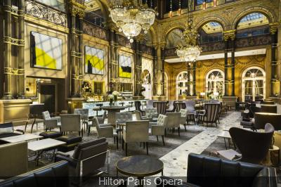 Journées du Patrimoine 2016 à l'hôtel Hilton Paris Opéra