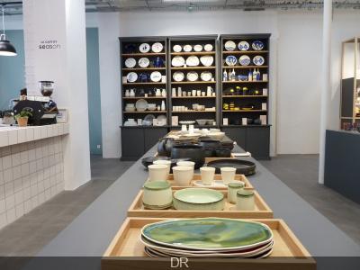 Empreintes, nouveau concept-store des métiers d'art dans le Marais
