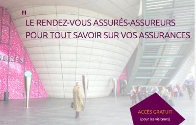 Salon de l'assurance 2016 à la Porte Maillot